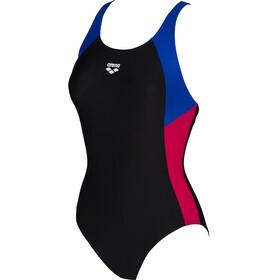 arena Ren Jednoczęściowy strój kąpielowy Kobiety, czarny/kolorowy